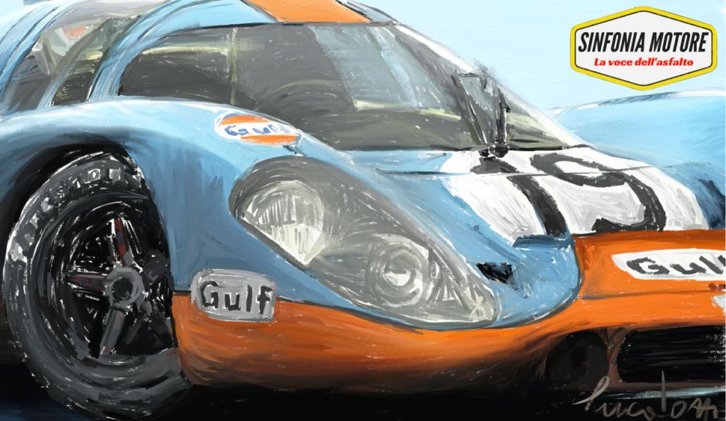Gulf Porsche '917