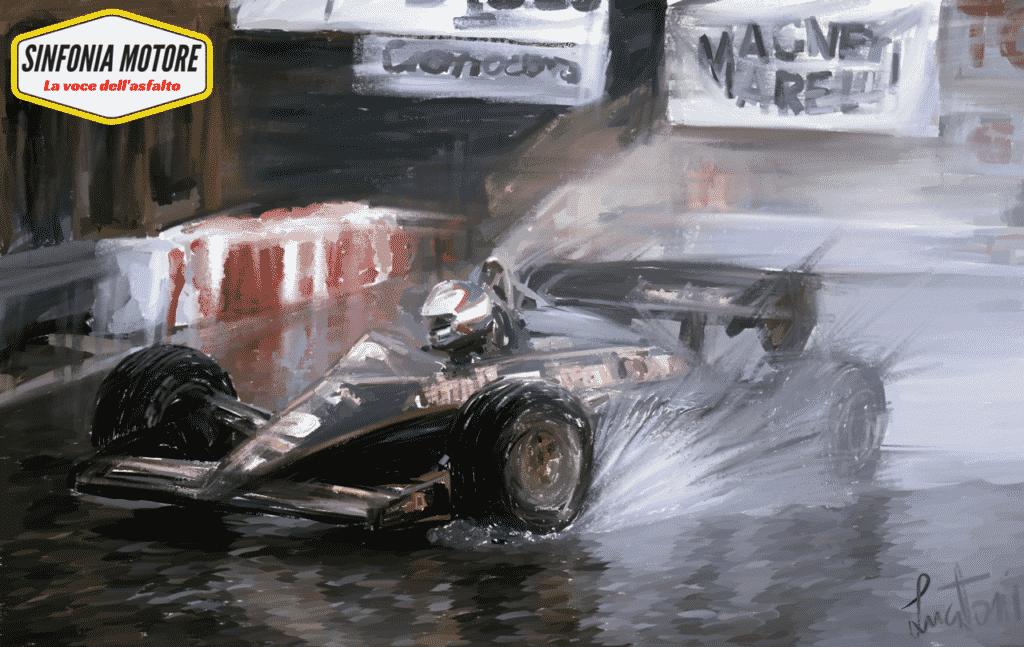 Mansell Monaco '84