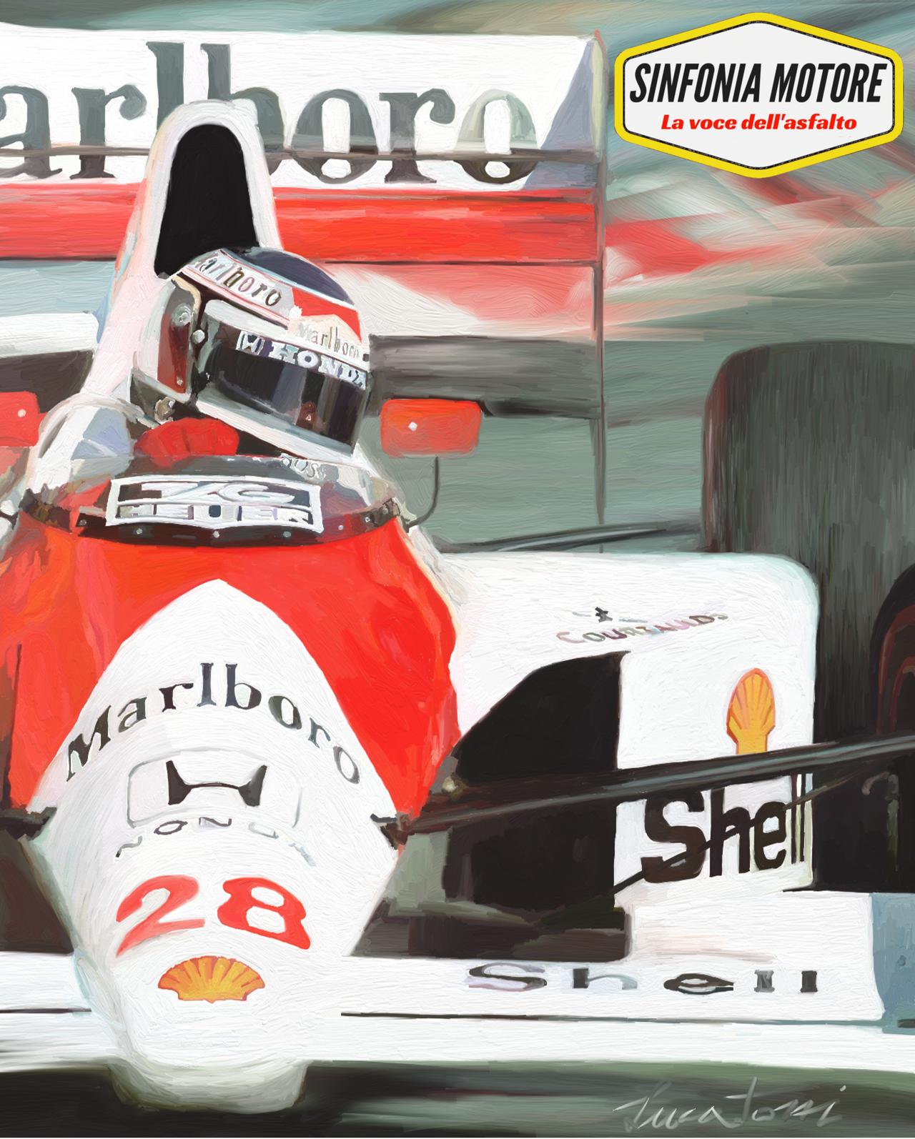 Berger McLaren 1990