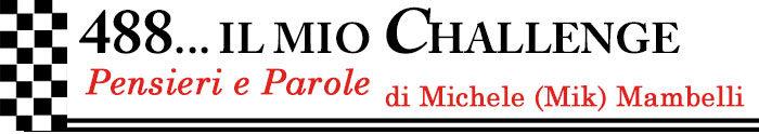 Ferrari Challenge Sinfonia Motore blog